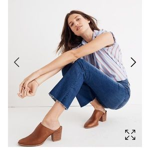 Madewell Jeans - Cali Demi-Boot Jeans in Marco Wash